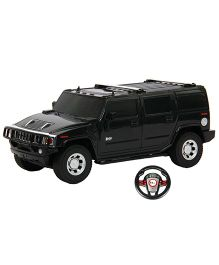 Toyhouse Remote Control Hummer SUV Car Rechargeable - Black