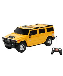 Toyhouse Hummer SUV Rechargeable Remote Control Toy Car - Yellow