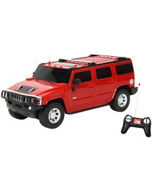 Toyhouse Hummer SUV Rechargeable Remote Control Car - Red