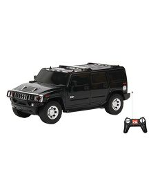 Toyhouse Hummer SUV Rechargeable Remote Control Car - Black