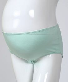 Bodycare Maternity Panty - Sea Green
