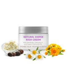 The Moms Co. Natural Diaper Rash Cream - 25 Grams