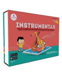 Scifikids Augmented Reality Instrumentar Educational Kit - Green