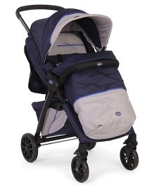 Chicco Kwik One Stroller - Blue