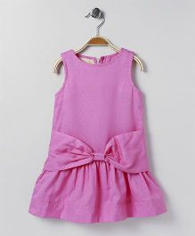 FairiesForever Sleeveless Dress - Pink