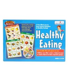 Healthy Eating - Puzzle