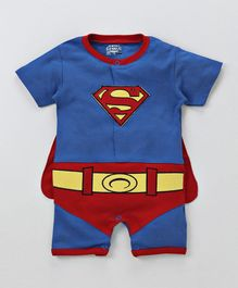 Momu0027s Love Half Sleeves Superman Theme Romper - Blue  sc 1 st  Firstcry & Fancy Dress for Kids - Buy Costumes for Girls Boys Online in India