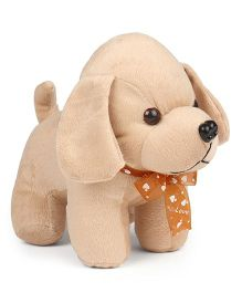Play Toons Laying Puppy Cream - Height 19 cm