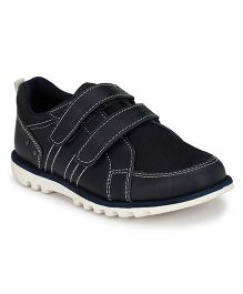 Tuskey Velcro Sneakers Shoe - Blue