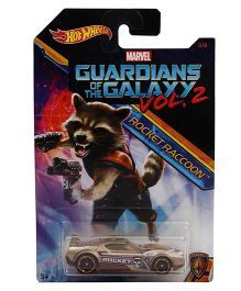 Hot Wheels Fast Fish Guardians of Galaxy - Brown