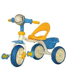 Deliababy Tricycle - Blue Yellow