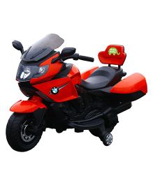 Deliababy Battery Operated Racing Ride On Bike - Red