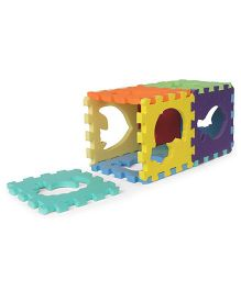 Funjoy Shape Sorter 10 Sea Creatures - Multicolour