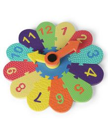 Funjoy My Clock Shape Sorter - Multicolor