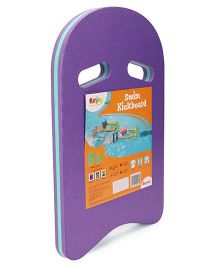 Funjoy Swim Kickboard Big - Purple