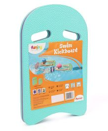 Funjoy Swim Kickboard Small (Color May Vary)