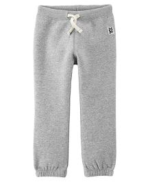 Carter's Pull-On Joggers - Light Grey