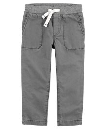 Carter's Everyday Pull-On Pants - Grey