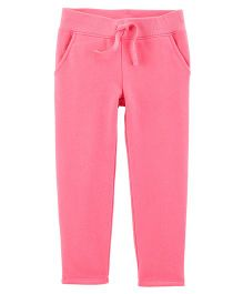 Carter's Pull-On Sweatpants - Pink