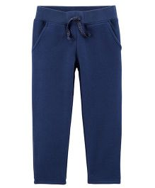 Carter's Pull-On Sweatpants - Navy