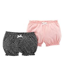 Carter's 2-Pack Bubble Shorts - Multicolour