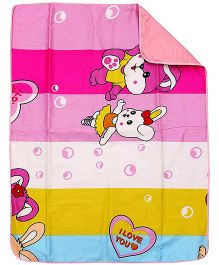 Fab N Funky - Little's Baby Mat White