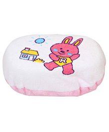 Fab N Funky - Bath Sponge With Rabbit Print