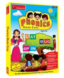 Inforbells - Phonic Made Easy DVD