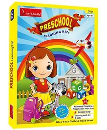 Infobells - Preschool Learning Kit DVD