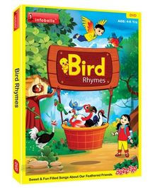 Inforbells  - Bird Rhymes DVD