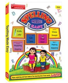 Infobells - Spelling Made Easy DVD