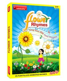 Infobells - Flower Rhymes DVD
