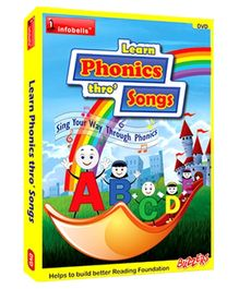 Infobells - Learn Phonics Thro Songs DVD