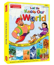 Infobells - Let Us Know Our World DVD