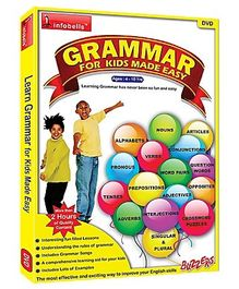 Infobells - Grammar for Kids Made Easy DVD