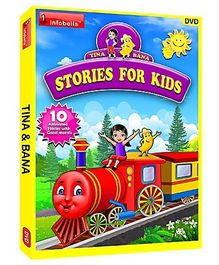 Infobells - Stories for Kids DVD