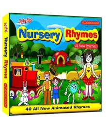 Buzzers - Nursery Rhymes Volume 3 CD