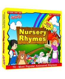 Buzzers - Nursery Rhymes  CD DVD CD ROM