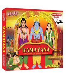 Buzzers - Ramayana DVD VCD CD ROM