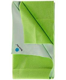 Quick Dry Bed Protector Mat Green - Medium