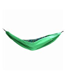Slackjack Kids Padded Hammock Cum Play Mat - Green