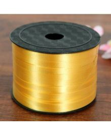 Party Anthem Curling Ribbon Golden - 100 Yards
