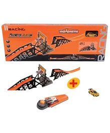 Majorette - Racing Jump + 1 Car