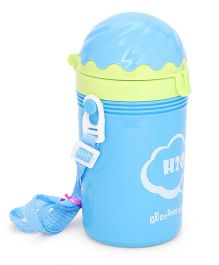 Flip Open Sipper Bottle Blue -  500 ml