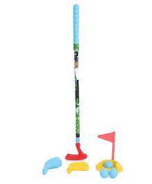 Circle E Printed Golf Set - Green