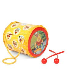 Winnie The Pooh Dhol Set (Print & Color May Vary)