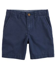 Carter's Chino Shorts - Navy Blue