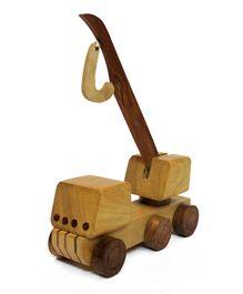 Aatike -  Wooden Crane