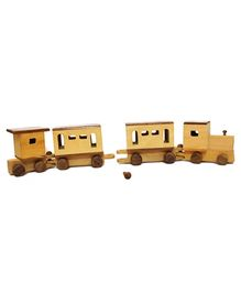 Aatike -  Wooden Train Small