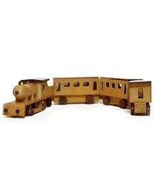 Aatike -  Wooden Train Toy